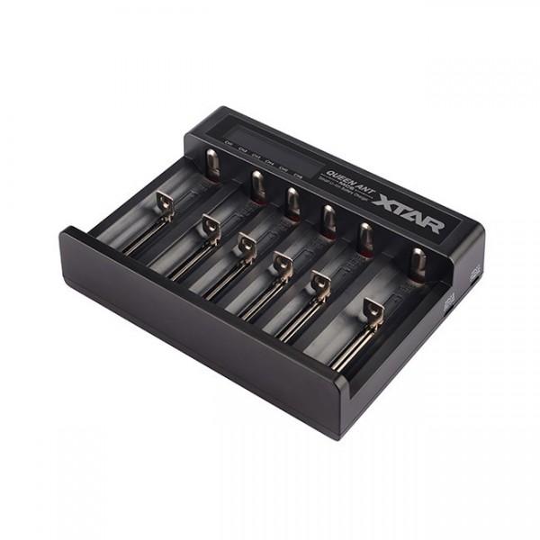 MC6 QUEEN ANT 6-Schacht USB-Ladegerät