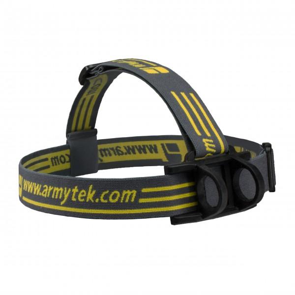 Armytek Wizard - Stirnband mit Silikonhalterung