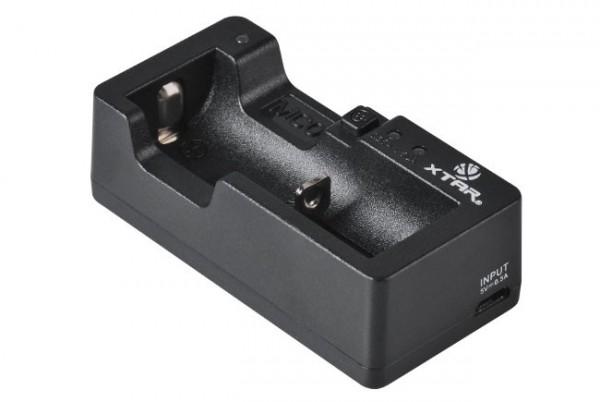 MC0 1-Schacht USB-Ladegerät