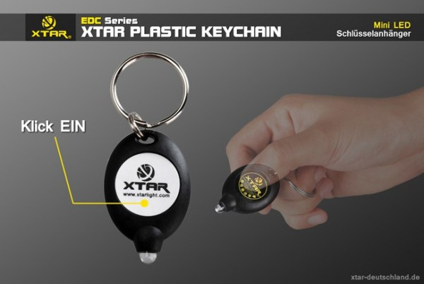 XPK Schlüsselanhängerleuchte LED, Schlüsselleuchte