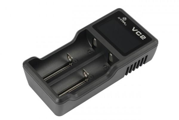 VC2 2-Schacht USB-Ladegerät